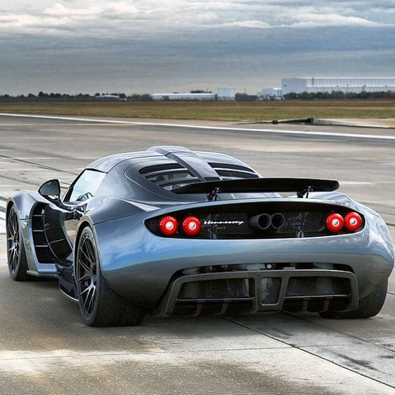 Precision engineering leads to masterful driving. 2019 Henessey Venom GT
