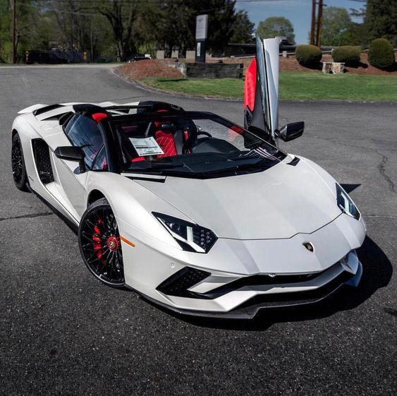 """Speak not of my debts unless you mean to pay them."" - Lamborghini Aventador S Roadster"