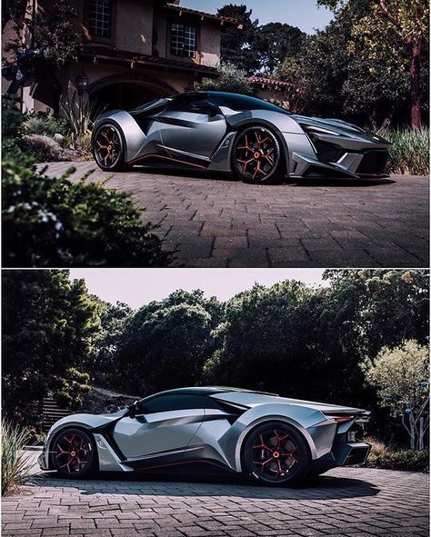 Act as if what you do makes a difference. It does - Fenyr SuperSport