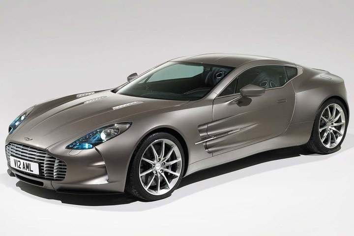 ''Aston Martin One-77 '' Future 2017 Cars Design Concepts & Photos