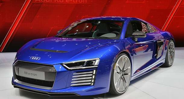 Official Site Hybrid Electric Upcoming Hybrid Models - Audi car new model 2016 price