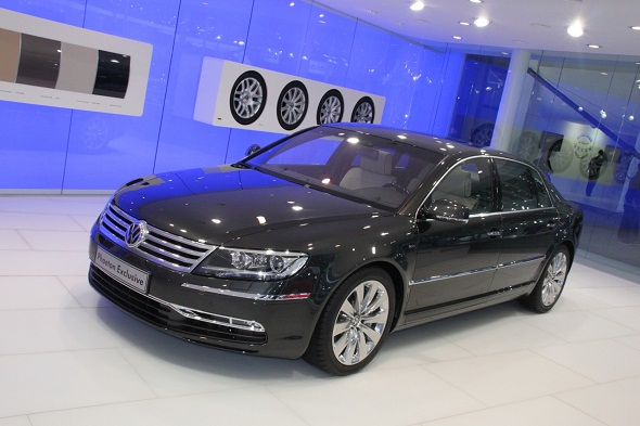 New 2018 VW Phaeton Is A Car Worth Waiting For In 2018, New 2018 Car Release