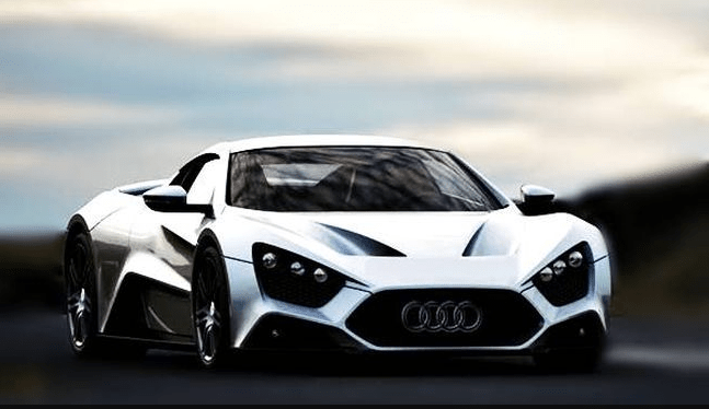 Hardwork gets you a car like the 2019 Audi R10