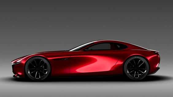 Newcarreleasedates.com MUST SEE - New 2017 Mazda RX-Vision Concept Photos and Images, 2017 Mazda RX-Vision Concept