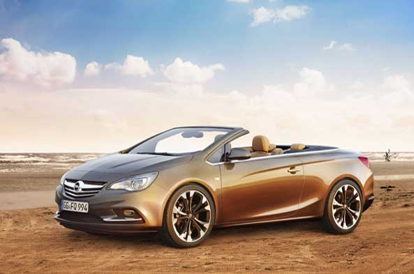 New 2018 Opel  Cascade Convertible Is A Car Worth Waiting For In 2018, New 2018 Car Release