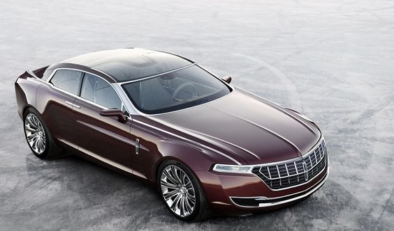 Newcarreleasedates.com MUST SEE - New 2017 Lincoln Continental Concept Photos and Images, 2017  Lincoln ContinentalConcept