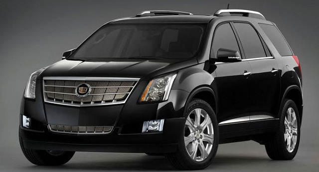 New ''2018 Cadillac SRX'' Release Date, Photos, Price, Review, Engine, Specs