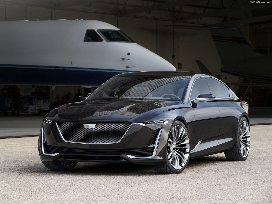 The 2017 cadillac escala concept will be hitting showroom in the future check
