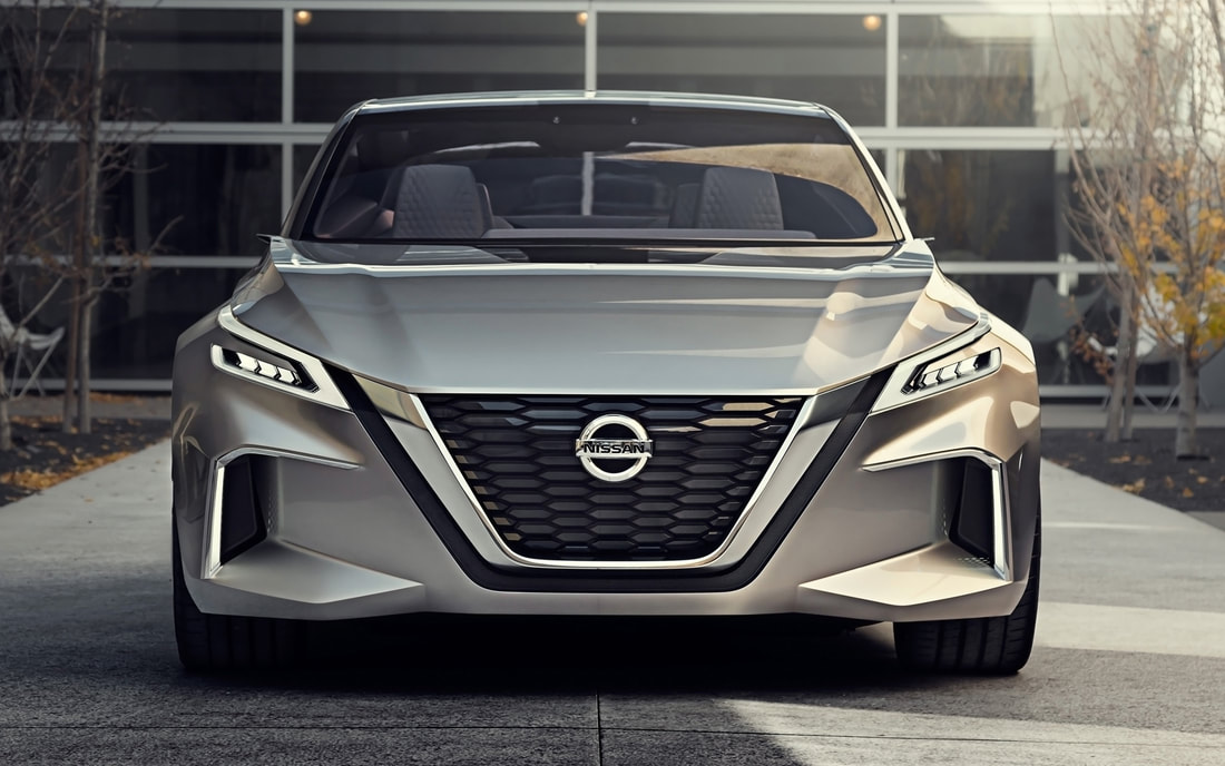 2018 Car Worth Waiting For, 2018 Nissan Vmotion 2.0 , Car Class of 2018
