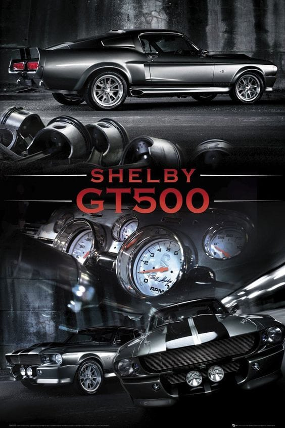 New Car Releases! ''NEW Ford Shelby Mustang GT500'' Best New Concept Cars For The Future