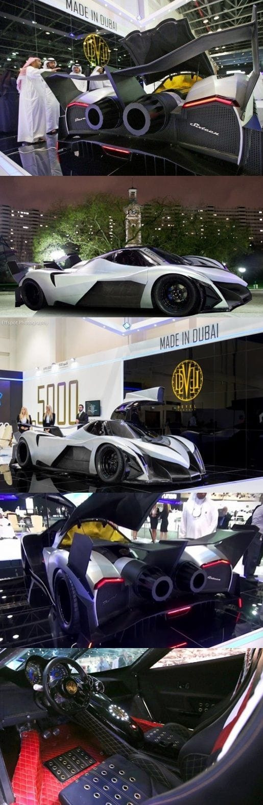 "What Do You Think Of The New ''Devel Sixteen Hyper"" Best New Concept Car For The Future"