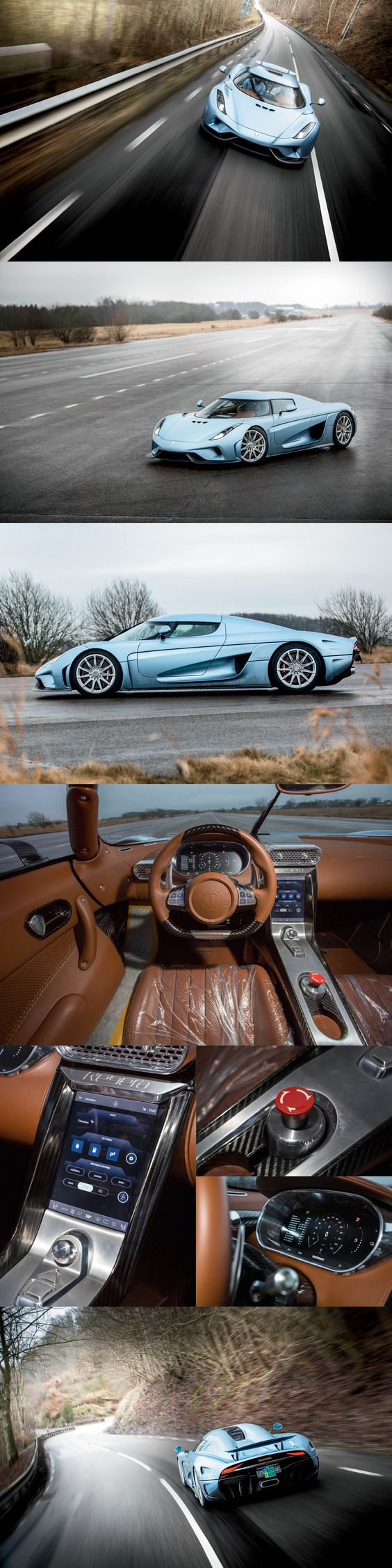 "MUST SEE "" 2017 Koenigsegg Regera Prototype "", 2017 Concept Car Photos and Images, 2017 Cars"