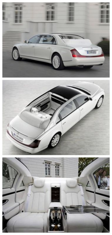 "New ""Maybach Landaulet"" New 2017 Car Pictures, New 2017 Car Photos The latest picture gallery of new 2017 cars"