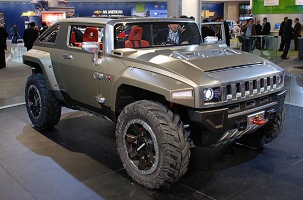 The History of the Hummer SUV, The Truck Of All Trucks