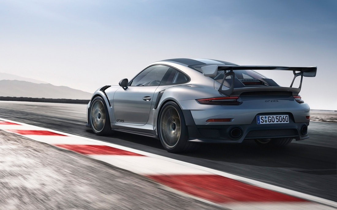 2018 Car Worth Waiting For, 2018 Porsche 911 GT2 RS, Car Class of 2018