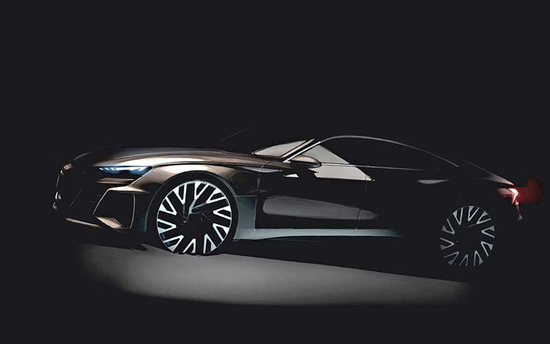 The Audi e-tron GT is a new electric sports car that will arrive in 2020 to rival the Tesla Model S.