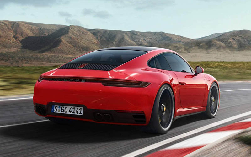The new 2019 Porsche 911 will not be an electric car, but a plug-in hybrid