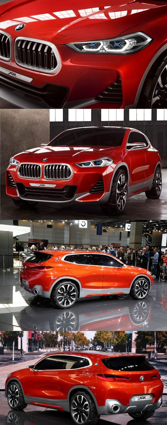 "2018 Future Cars ""2018 BMW X2 SUV Concept "" Release Date, Price, News, Reviews"