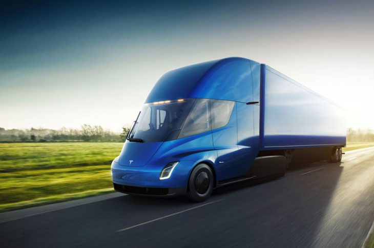 So far limited to Europe, Tesla Semi Truck bookings are now open in three European countries.
