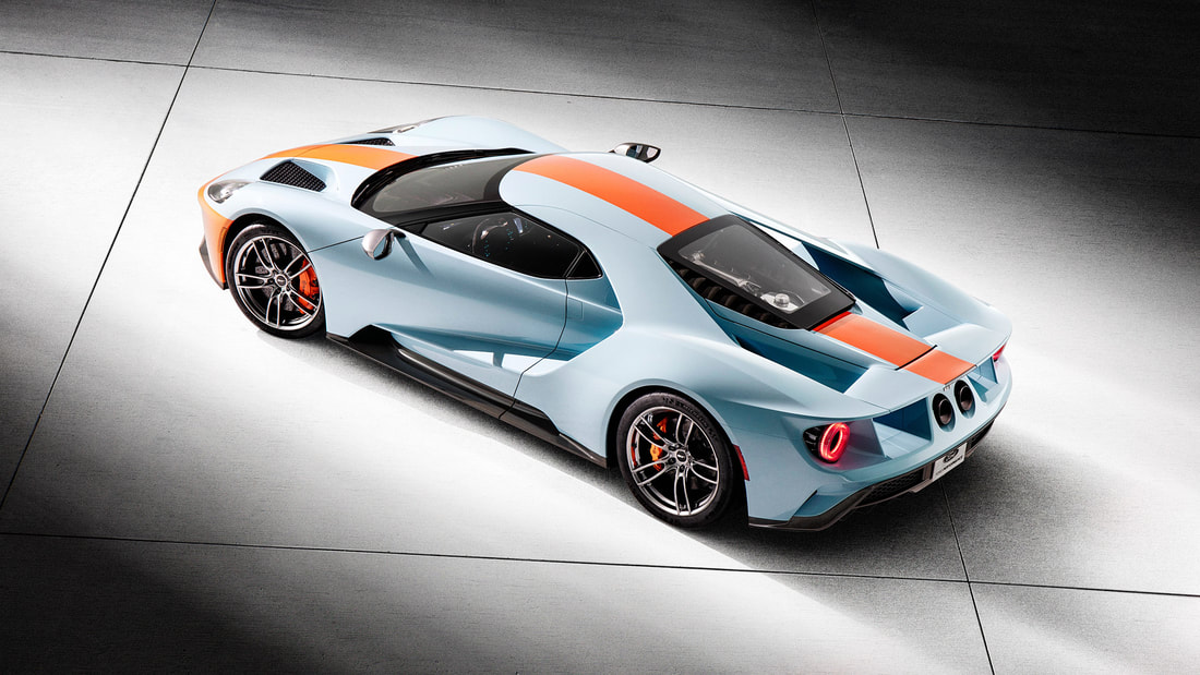 Tell me what you think of the 2019 Ford GT Heritage Edition