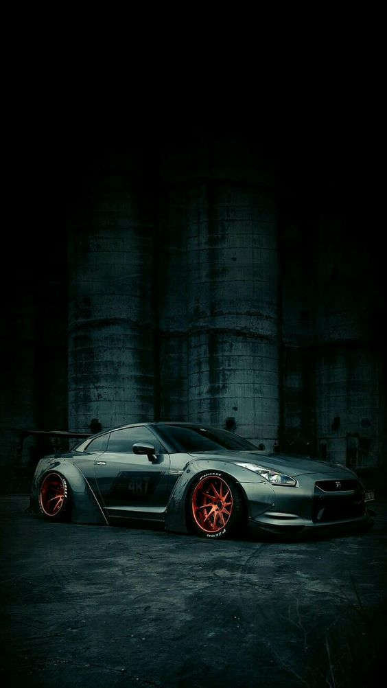 To achieve the impossible, you must attempt the absurd. ​Nissan GT-R
