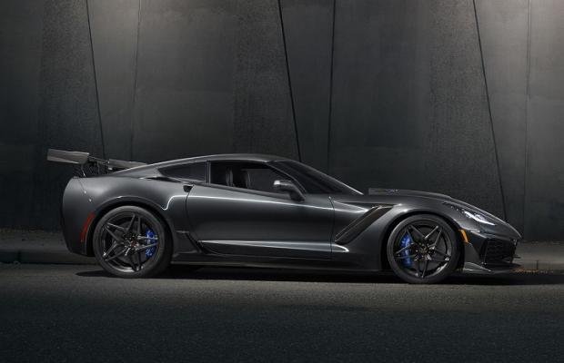This is one beautiful machine 2019 Chevrolet Corvette ZR1
