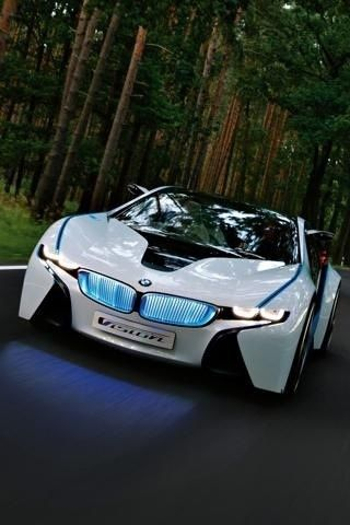 Cars' is full of catch phrases, including this one, Futur 2020 BMW!
