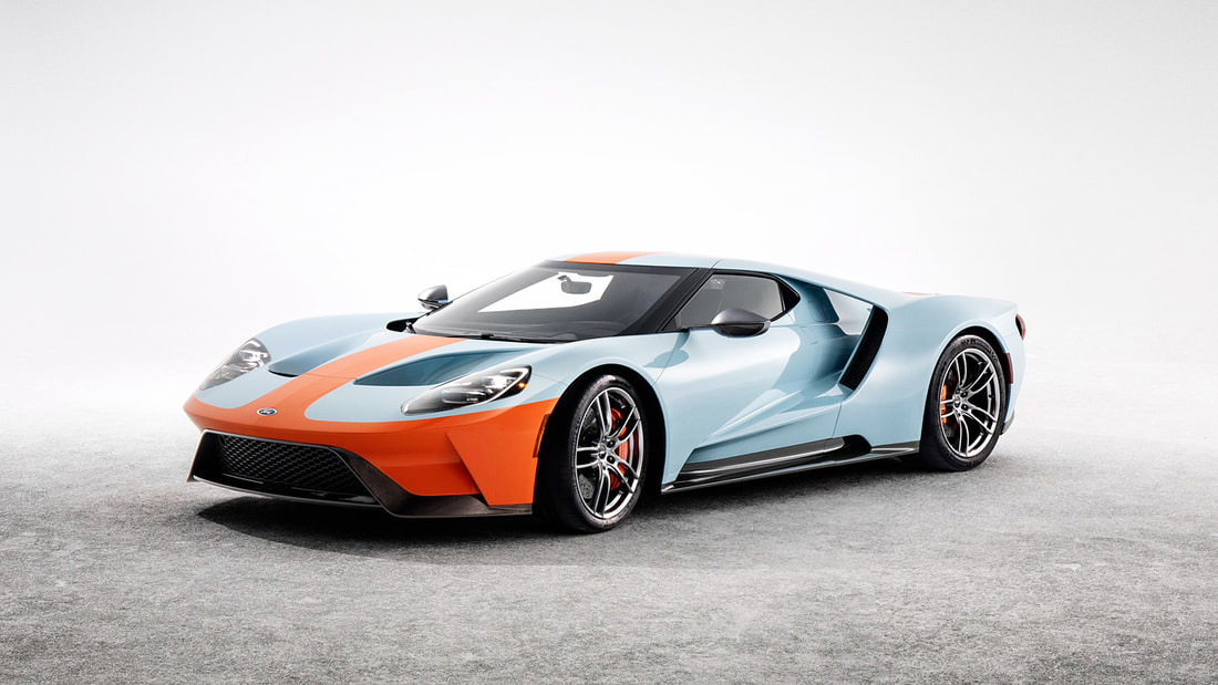 Your Satisfaction guaranteed With the 2019 Ford GT Heritage Edition