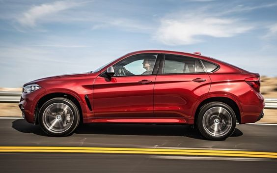 What you work for is what you achieve - 2019 BMW X6