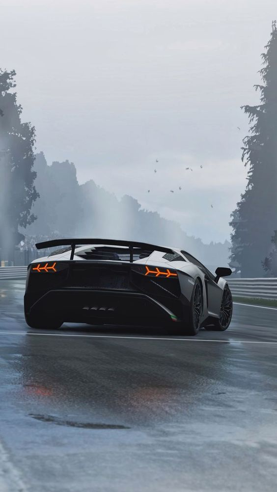 Things can happen when you least expect them so you always gotta be prepared ​- Lamborghini Veneno