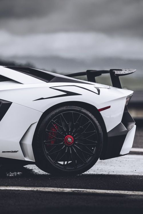 "​""I make my cars to go, not to stop."" - ​Lamborghini Aventador"