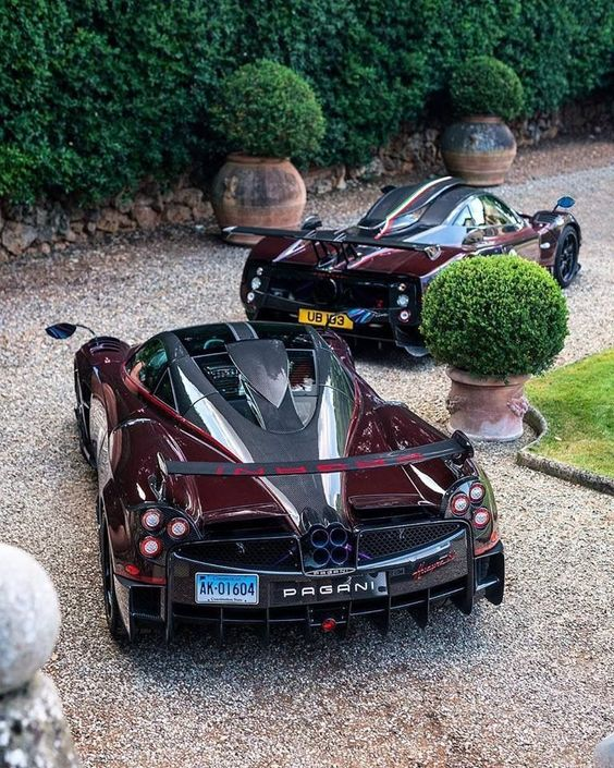 """I thought cars were essential ingredients of life itself."" - Pagani Huayra BC And Pagani Zonda R"