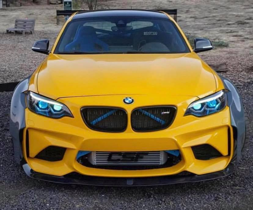 """A new car is not going to change your life.""- BMW M2"