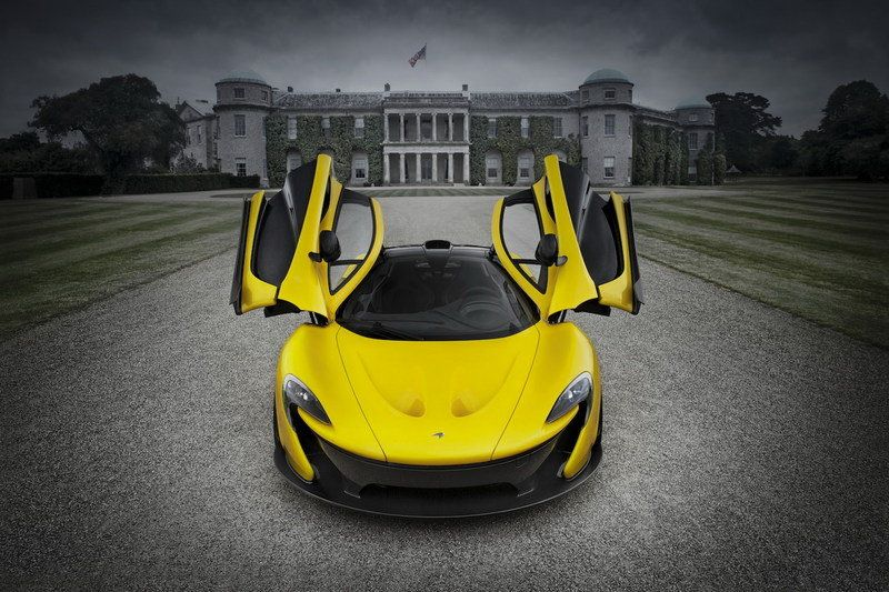 """Good times are when people make debts to pay in bad times."" McLaren P1"