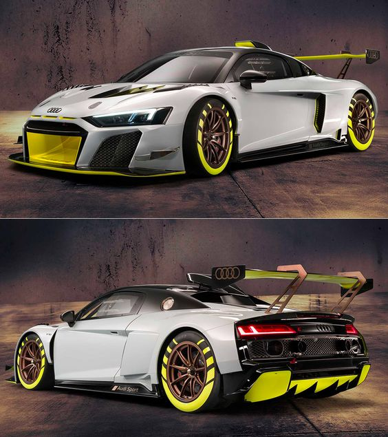Apply Today, Drive Tomorrow! Audi R8 LMS GT2 #Audi #R8