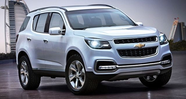 New ''2018 Chevrolet Trailblazer'' Release Date, Photos, Price, Review, Engine, Specs