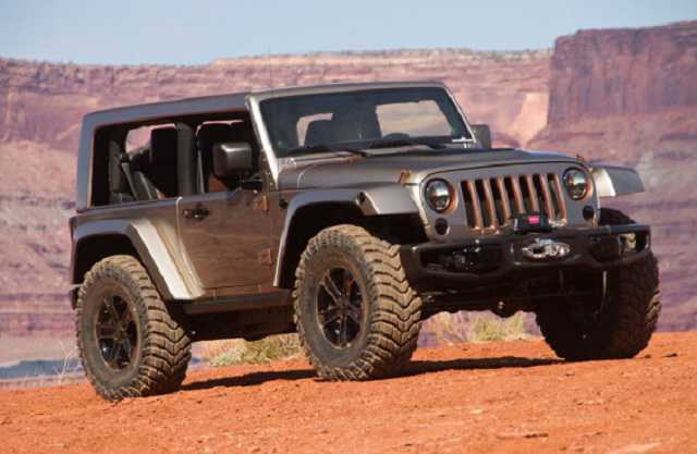 Newcarreleasedates.Com ''2017 JEEP WRANGLER - HYBRID'', Electric, Hybrid and Diesel Cars, SUVS And PickUPS