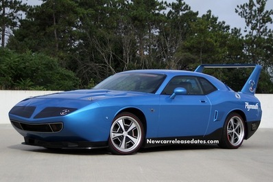 The 2018 Plymouth Superbird Release Date, Price, Review, Photos
