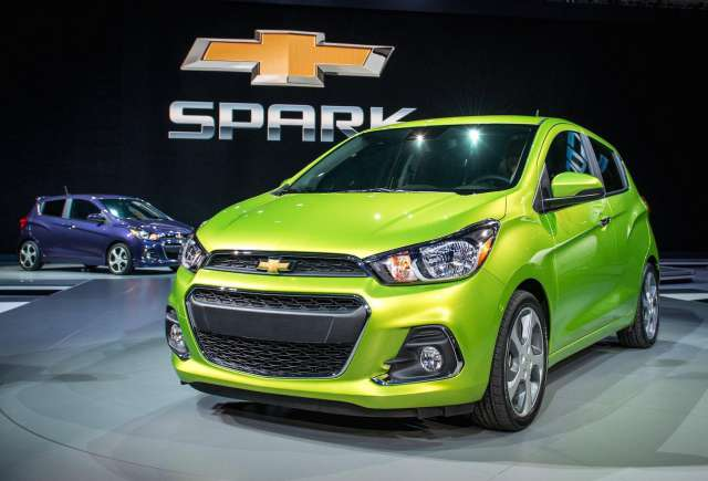 Com Best Hybrids Of 2017 Chevy Spark Hybrid