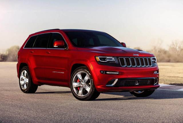 ''NewCarReleaseDates.Com'' Coming soon 2017 cars ''2017 Jeep Grand Cherokee Trackhawk '' Release Dates And Reviews of New Cars in 2017
