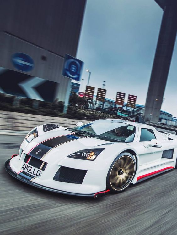 ​Profits are an opinion, cash is a fact - ​Gumpert Apollo