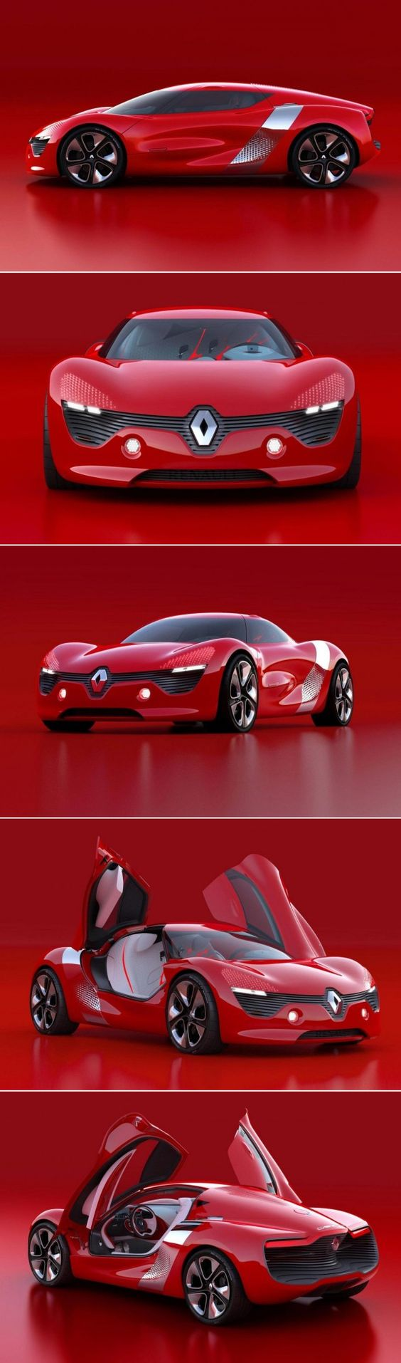 '' Renault DeZir '' Cars Design And Concepts, Best Of New Cars, Awesome Cars