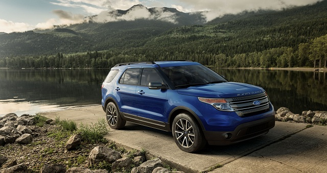 New ''2018 Ford Explorer'' Release Date, Photos, Price, Review, Engine, Specs