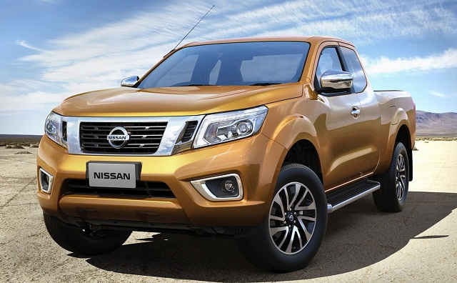 New 2018 Nissan Navara pickup truck - Best Trucks for 2018 Reviews, Price, Photos, Specs