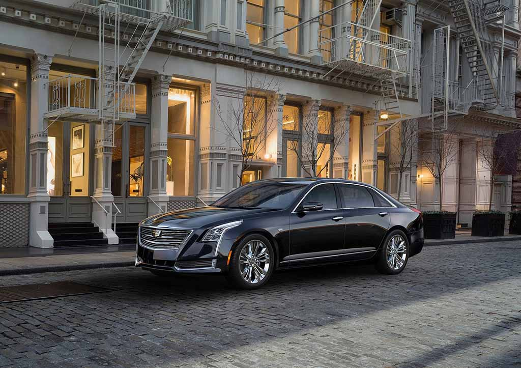 2018 Cadillac CT6 Release Date, Prices, Reviews, Specs And Concept