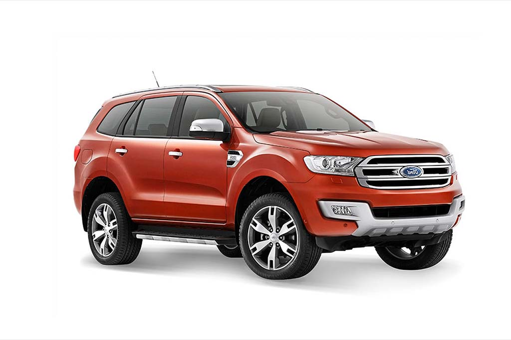 SUPER HOT DEAL On A 2018 Ford Everest Release Date, Prices, Reviews, Specs And Concept