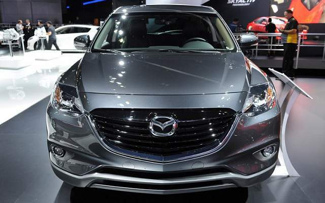 ''NewCarReleaseDates.Com'' Coming soon 2017 cars ''2017 Mazda CX-9 '' Release Dates And Reviews of New Cars in 2017