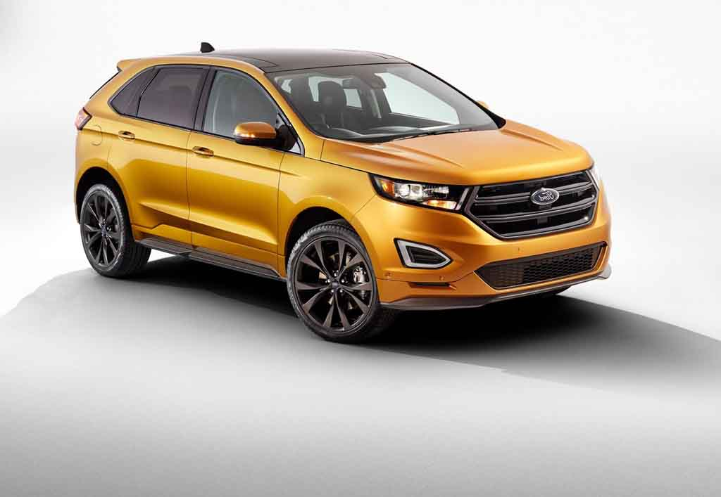 Super Hot Deal On A  Ford Edge Release Date Prices Reviews Specs