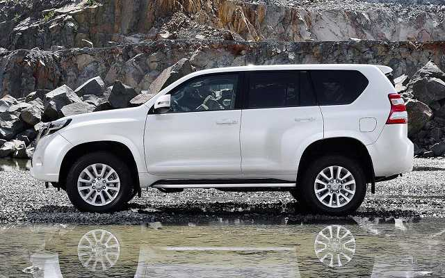 New ''2018 Toyota Land Cruiser'', Release Date, Spy Photos, Review, Engine, Price, Specs