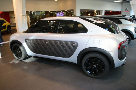 Newcarreleasedates.com New 2017 concept cars, 2017 Citroën C4 Cactus Concept Car Photos and Images, 2017 Citroën C4 Cactus Car